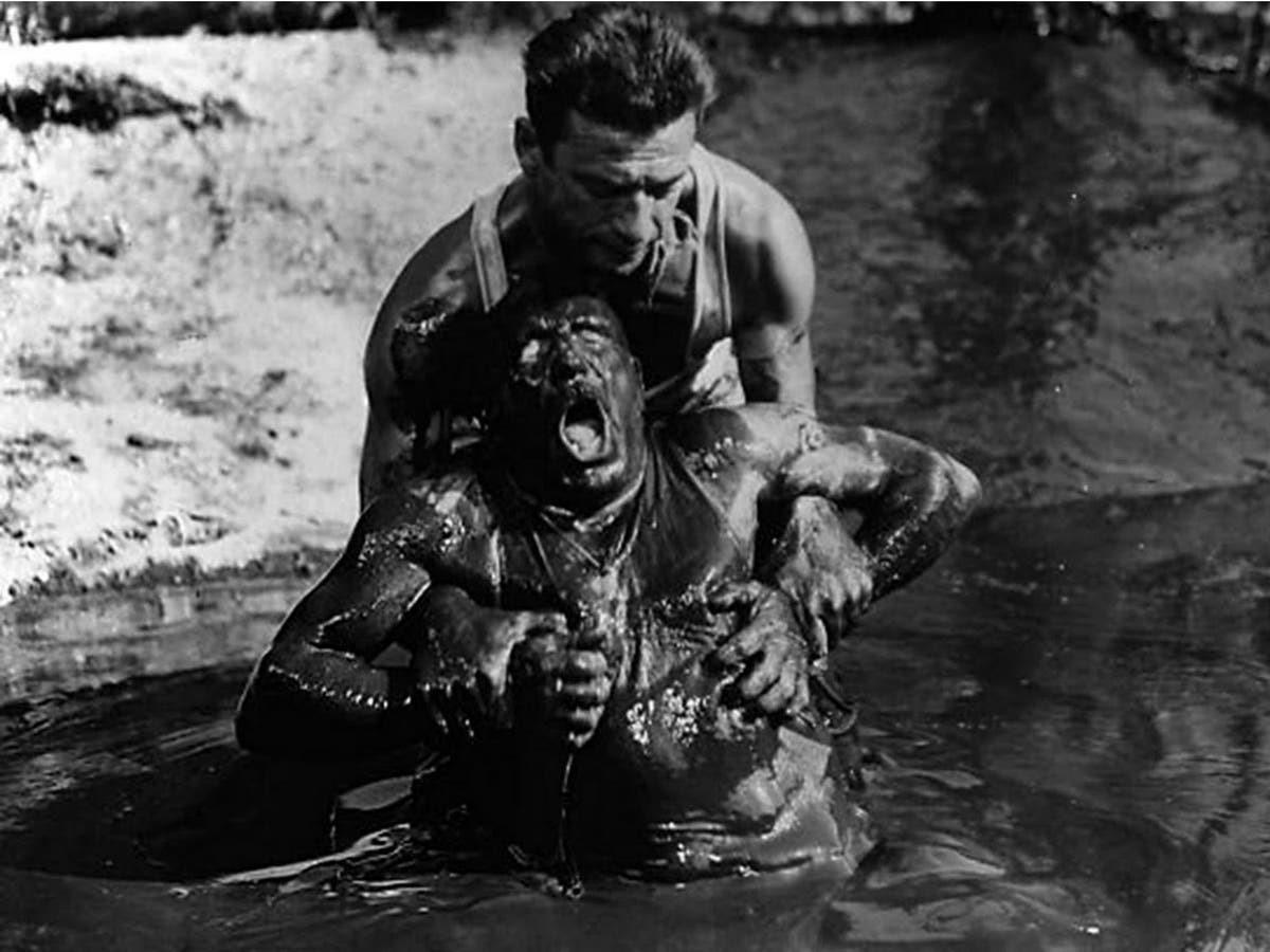 ΤΟ ΜΕΡΟΚΑΜΑΤΟ ΤΟΥ ΤΡΟΜΟΥ του Ανρί-Ζορζ Κλουζό (1953, 147')