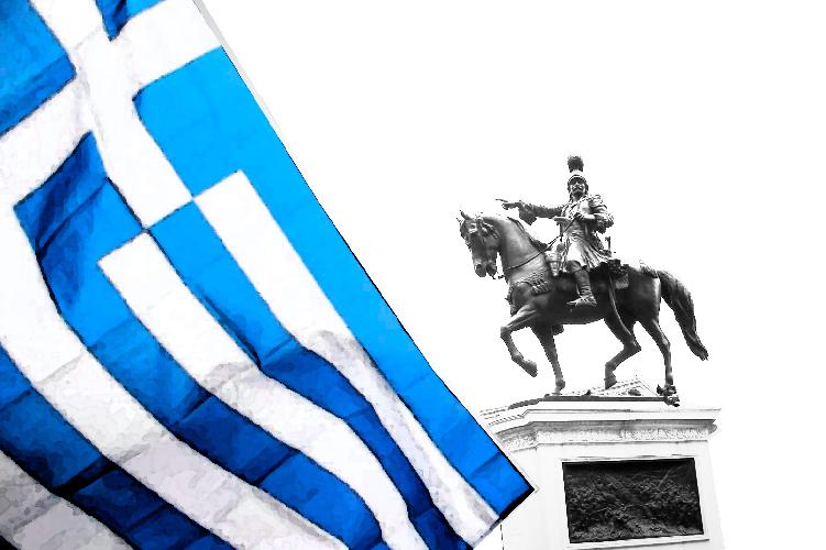 Απορίες που αφορούν το άγαλμα του Θεόδωρου Κολοκοτρώνη,greekschannel