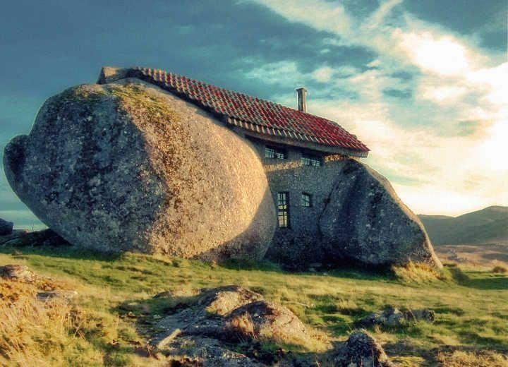 5 από τα πιο παράξενα σπίτια στον κόσμο!