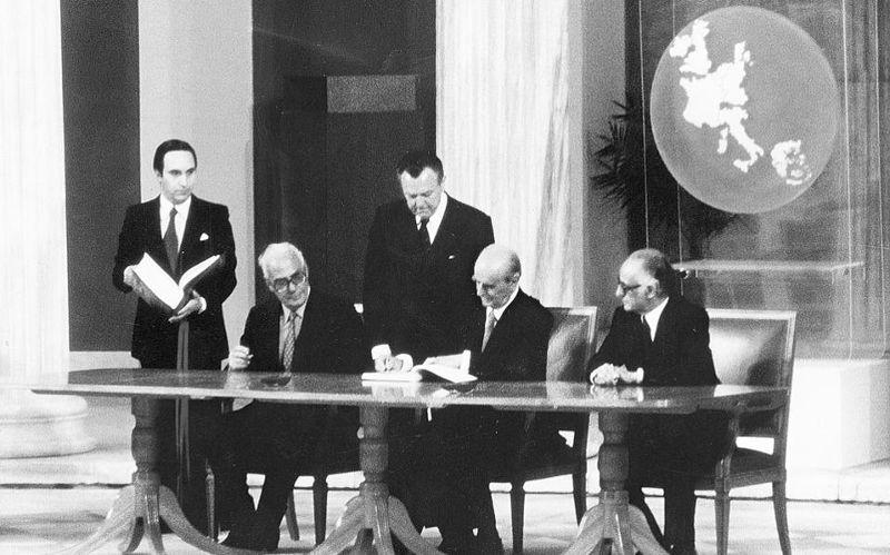 60 χρόνια η Ευρώπη, προσπαθεί να γίνει… Ευρώπη. Ευρώπη επέτειος