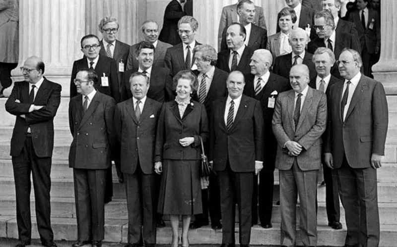 60 χρόνια η Ευρώπη, προσπαθεί να γίνει… Ευρώπη.