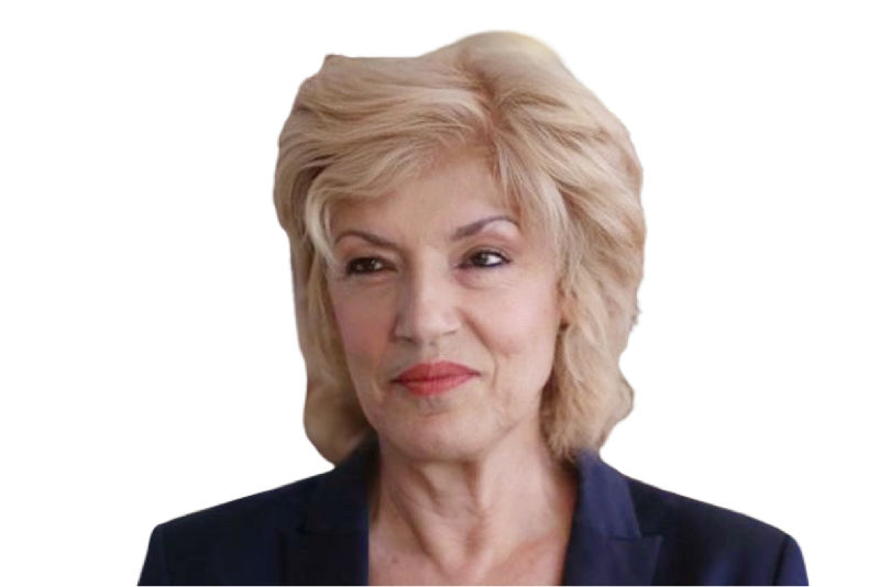 ΣΙΑ ΑΝΑΓΝΩΣΤΟΠΟΥΛΟΥ – Πρ. Αναπληρώτρια Υπουργός Ευρωπαϊκών Υποθέσεων, Βουλευτής ΣΥΡΙΖΑ