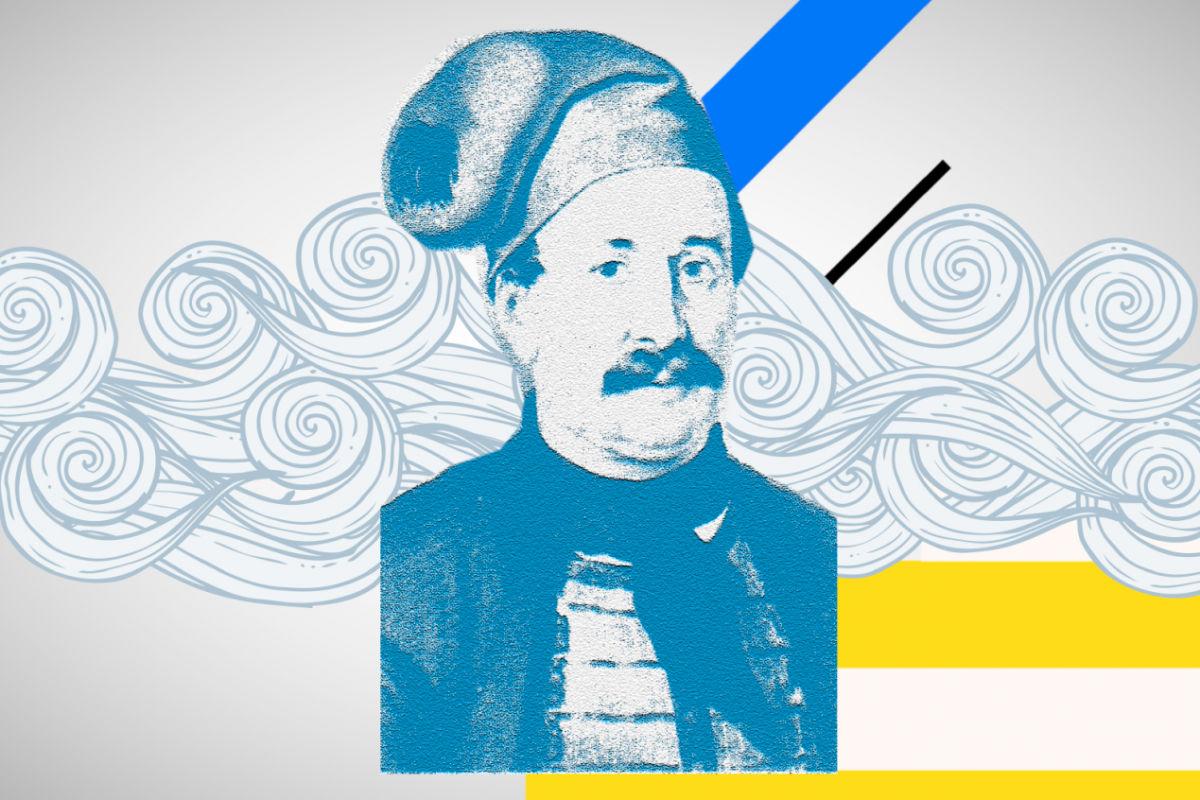 Δημήτριος Παπανικολής,σπουδαίος ναυμάχος κατά την Ελληνική Επανάσταση και διάσημος πυρπολητής,γεννημένος στα Ψαρά.