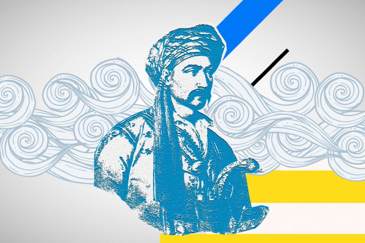 Ο Νικήτας Σταματελόπουλος-Νικηταράς,ήταν Έλληνας οπλαρχηγός και ηγετική μορφή της Ελληνικής Επανάστασης του 1821.
