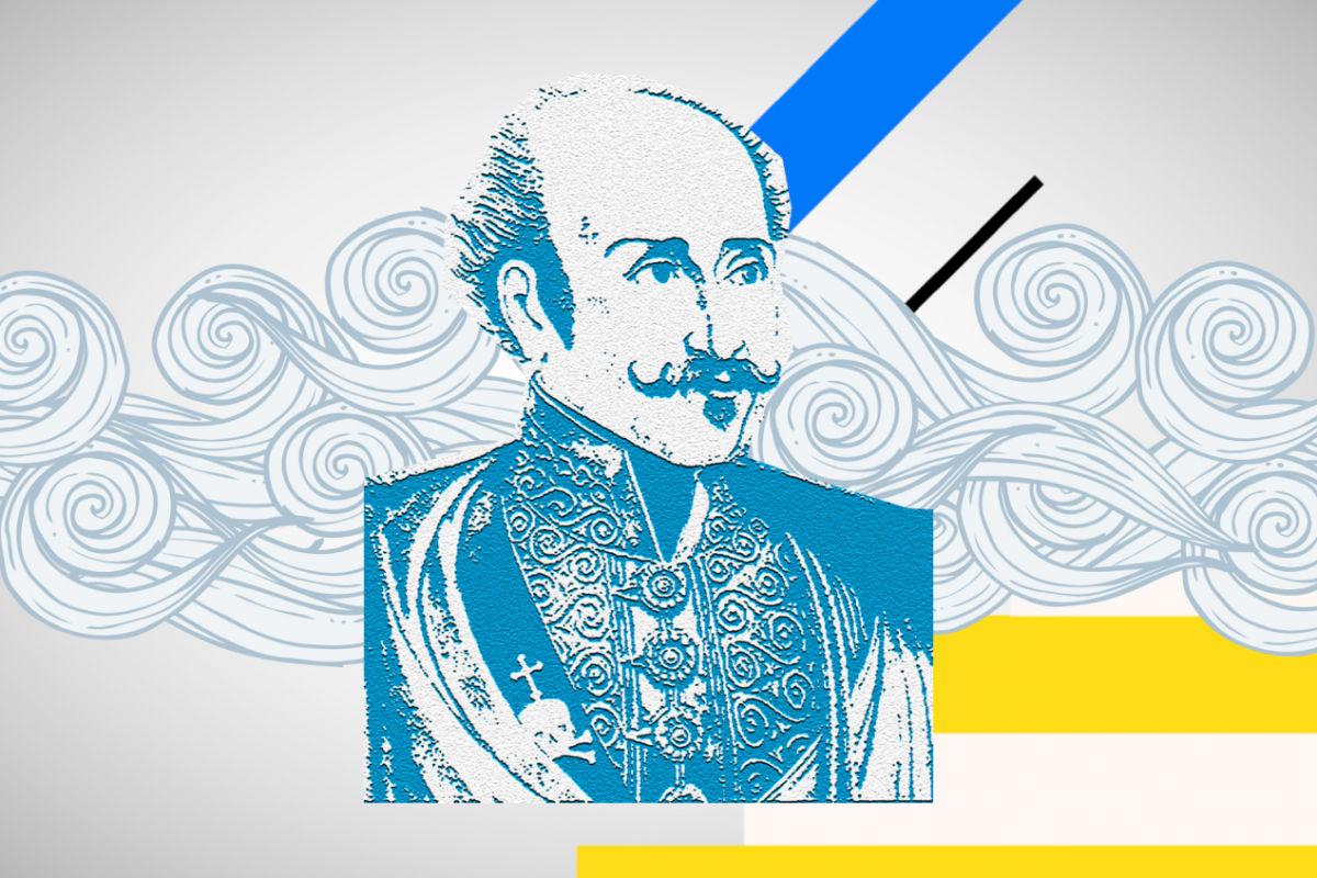 Αλέξανδρος Υψηλάντης,ήταν Έλληνας αρχηγός της Φιλικής Εταιρείας.Οργάνωσε την Ελληνική Επανάσταση.