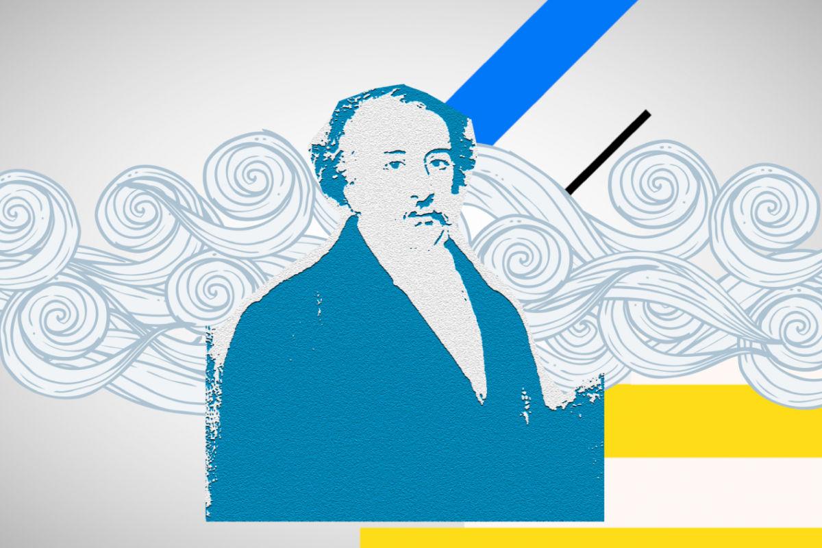 Αλέξανδρος Μαυροκορδάτος υπήρξε η πιο σημαντική πολιτική προσωπικότητα της Ελληνικής Επανάστασης