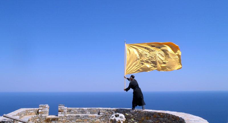 Άγιον Όρος, το ιερό βουνό