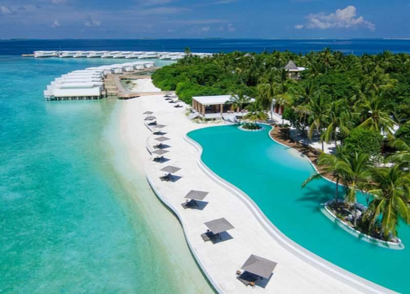 amilla fushi: Ένας επίγειος παράδεισος στις Μαλδίβες