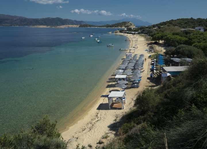 Αμμουλιανή: το μαγευτικό νησάκι στον κόλπο του Αγίου Όρους