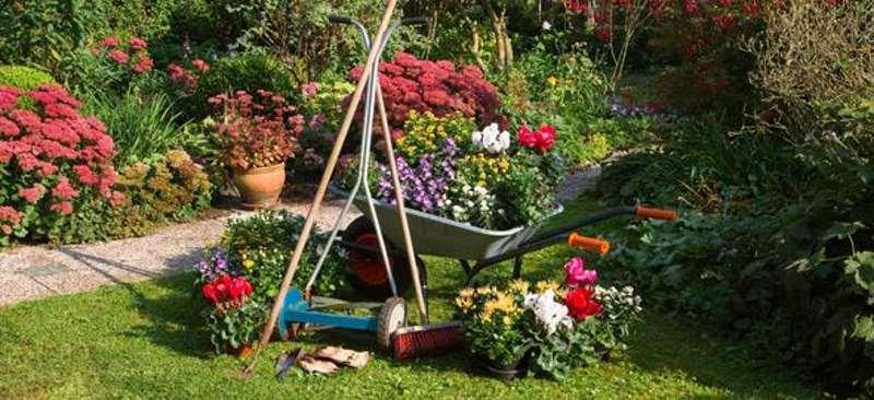 Ανακαινίστε τον κήπο σας εύκολα και γρήγορα