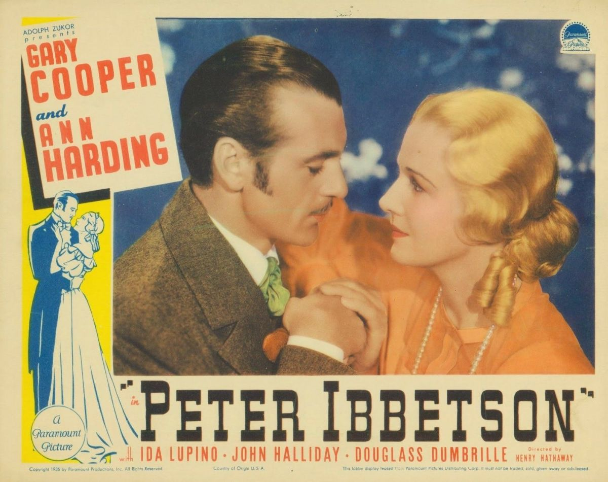 Peter Ibetson Poster