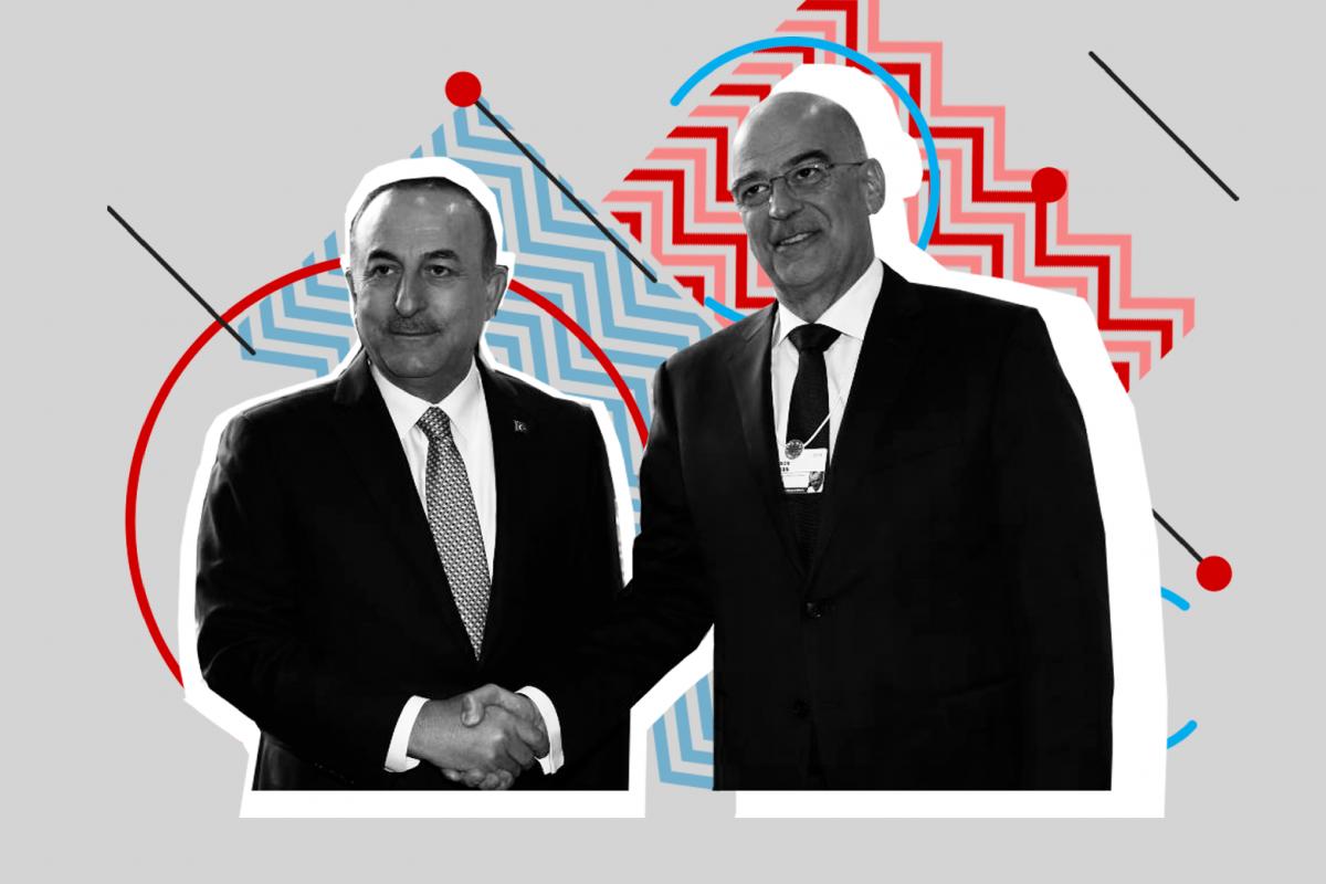 Νίκος Δένδιας και Μεβλούτ Τσαβούσογλου θα συναντηθούν στην Άγκυρα στις 14 Απριλίου.