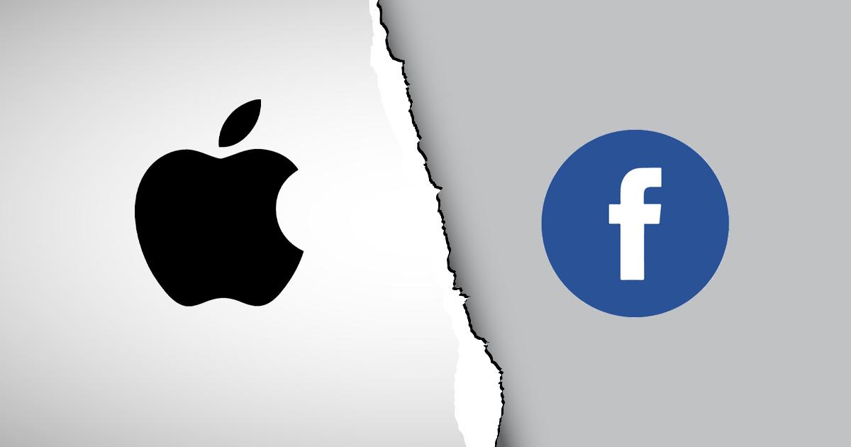 Μετά τις αποκαλύψεις, ο C.E.O. της Apple φαίνεται να εισηγήθηκε τη διακοπή της συνεργασίας της εταιρίας του με το Facebook.