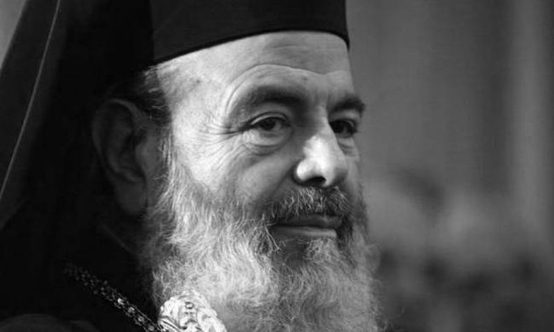 archbishop christodoulos, the divine!