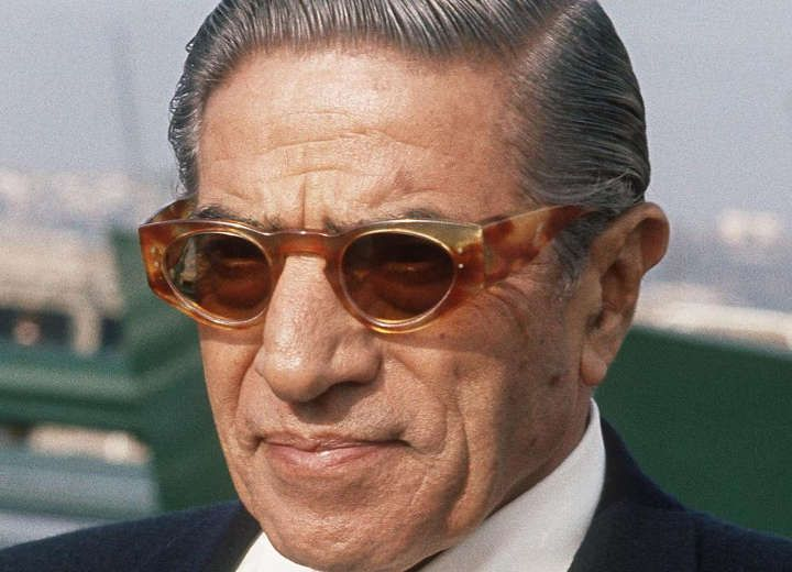 aristoteles onassis: the life of  the world's richest greek tycoon
