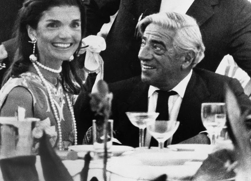 aristotle onassis: the life of  the world's richest greek tycoon