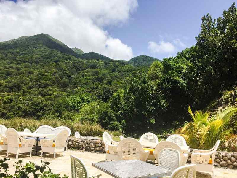 belle mont farm: Καραϊβική, με τον Ατλαντικό στα πόδια σας