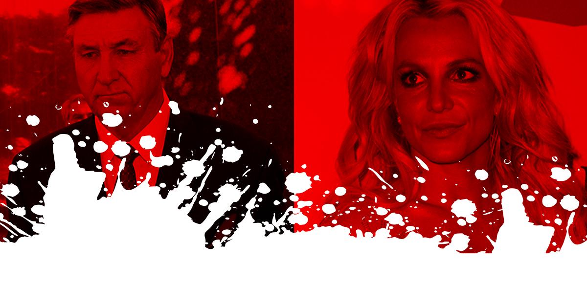 Η δραματική ζωή της Britney Spears