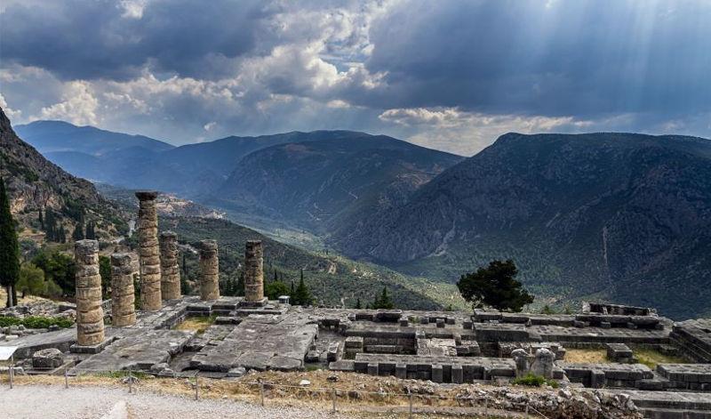 Δελφοί: το πιο ξακουστό μαντείο της αρχαίας Ελλάδας