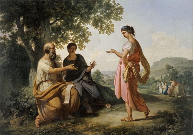 Διοτίμα: Η πυθαγόρεια φιλόσοφος και δασκάλα του Σωκράτη