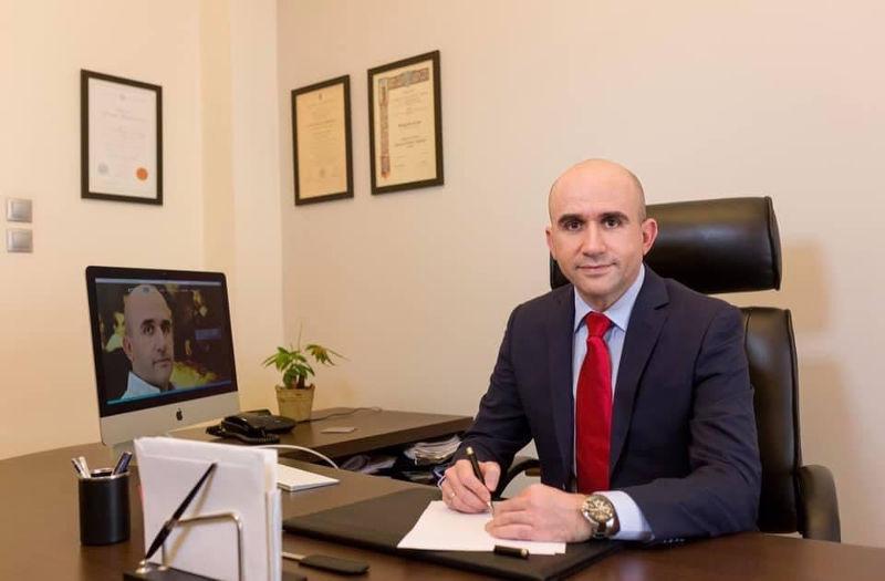 Γρηγόρης Λέων, Ιατροδικαστής, Πρόεδρος Ελληνικής Ιατροδικαστικής Εταιρίας και Πρόεδρος ΚΥΑΔΑ