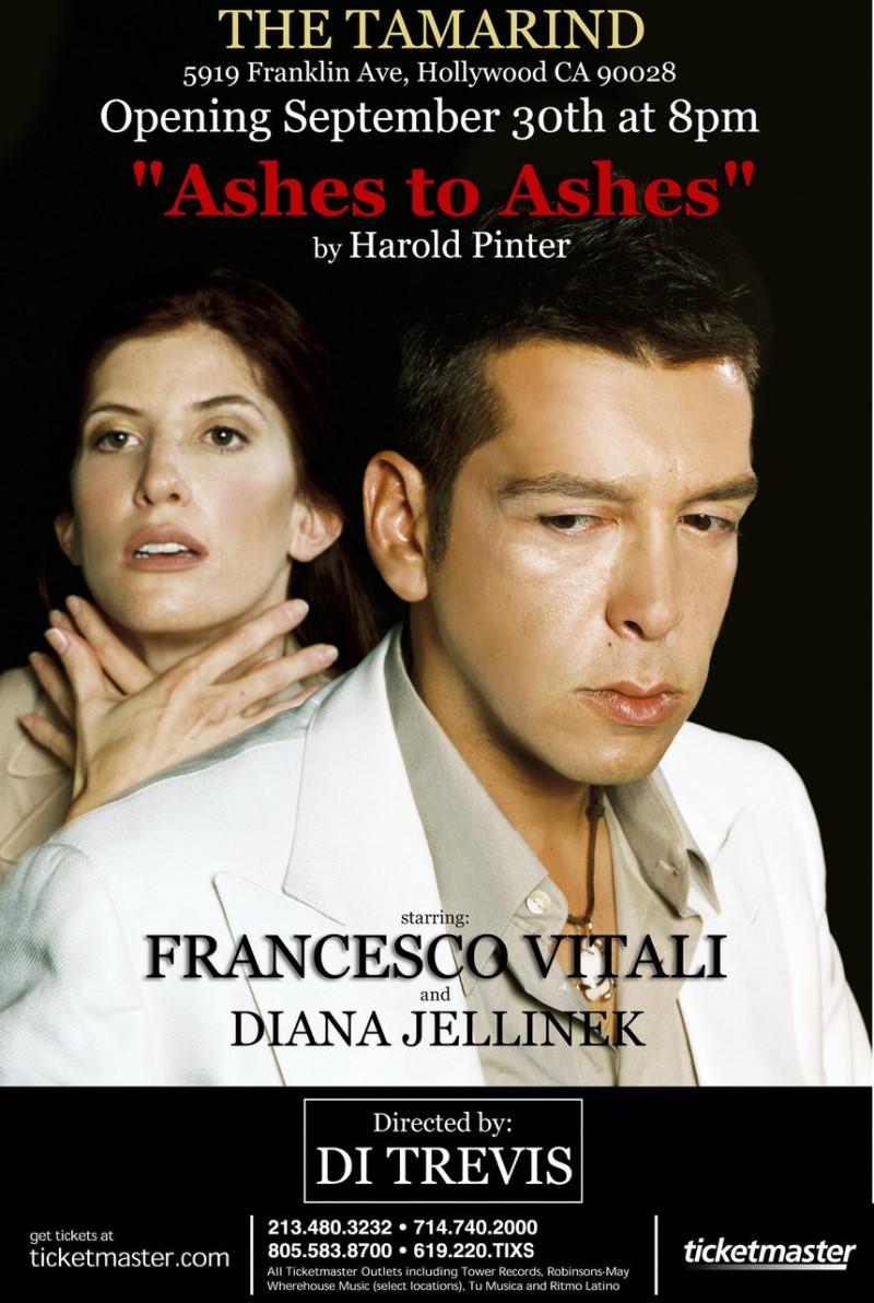 o francesco vitali στο θεατρο στο hollywood
