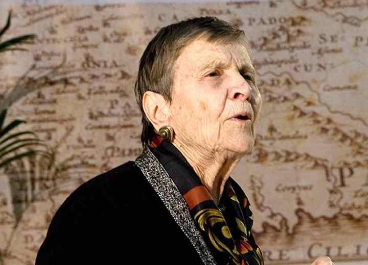 Ελένη Γλύκατζη-Αρβελέρ: «Αν είχα μείνει στην Ελλάδα, δεν θα ήμουν ούτε βοηθός καθηγητή»