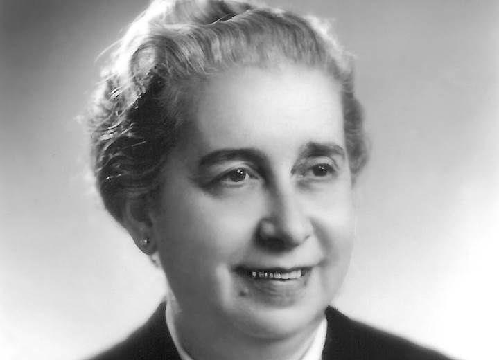 Ελένη Σκούρα η πρώτη γυναίκα βουλευτής