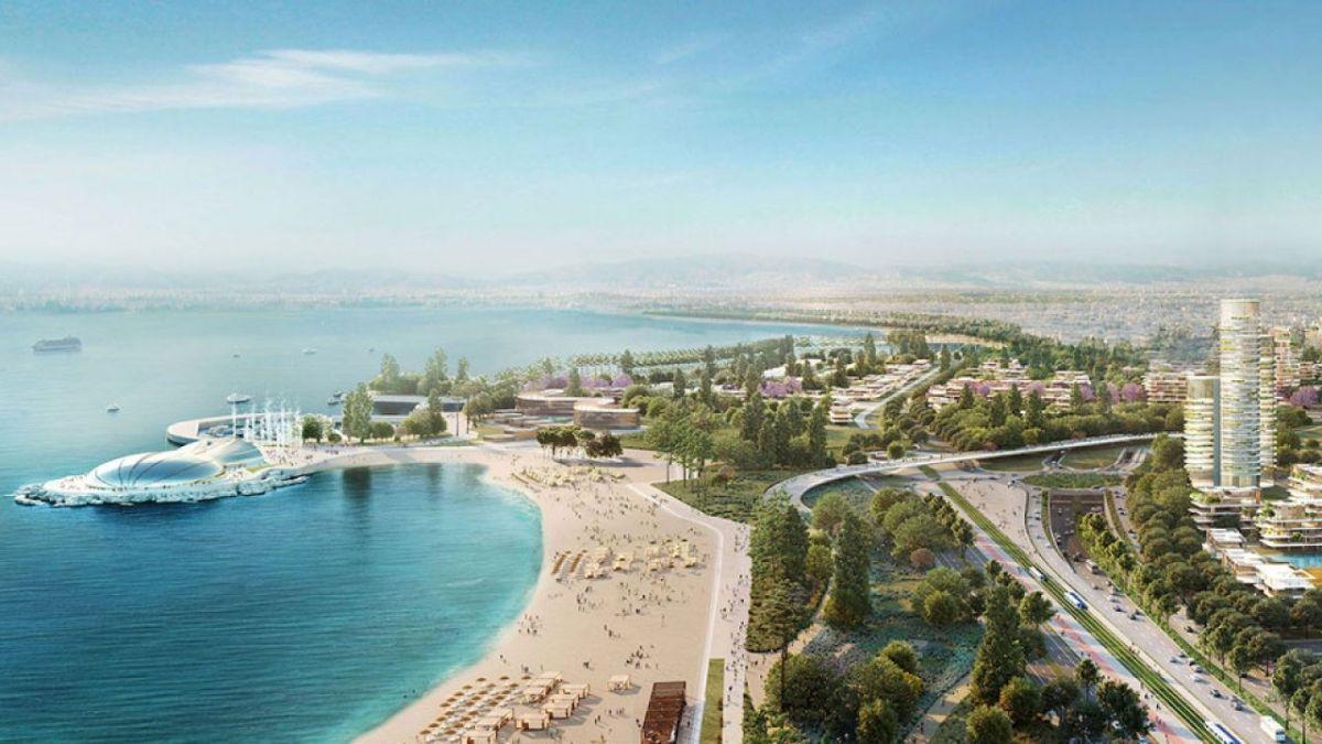 Η Lamda Development παρουσίασε τον πρώτο «πράσινο» ουρανοξύστη στο Ελληνικό