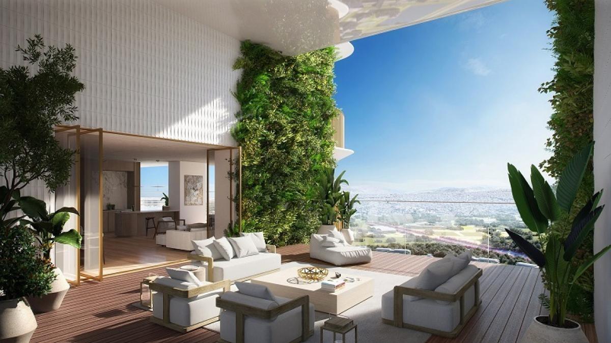 Ο Marina Tower θα είναι ένας από τους πιο «πράσινους» ουρανοξύστες παγκοσμίως και ένα υπόδειγμα βιώσιμου σχεδιασμού