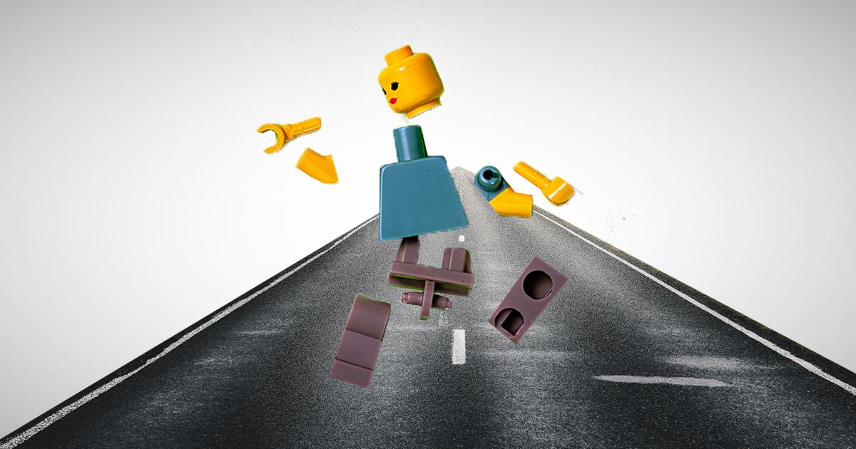 Τα αυτοκινητιστικά δυστυχήματα και ο άδικος θάνατος της Παναγιώτας.