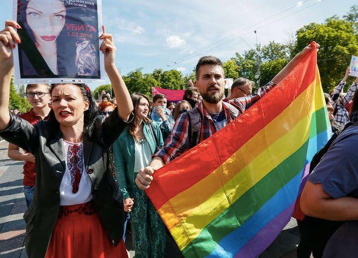 Επικηρυγμένο για τα Σκόπια το «Ουράνιο Τόξο»
