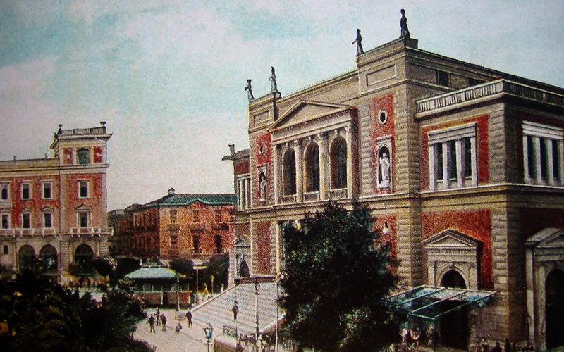 Εθνική Λυρική Σκηνή: Θέατρο Αθηνών