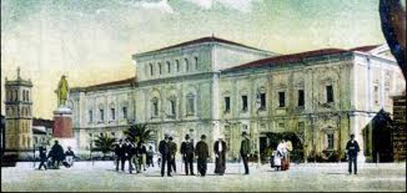 Εθνική Λυρική Σκηνή - Θέατρο Απόλλων Πάτρα