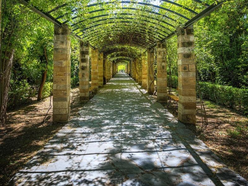 Ο Εθνικός Κήπος του δήμου Αθηναίων