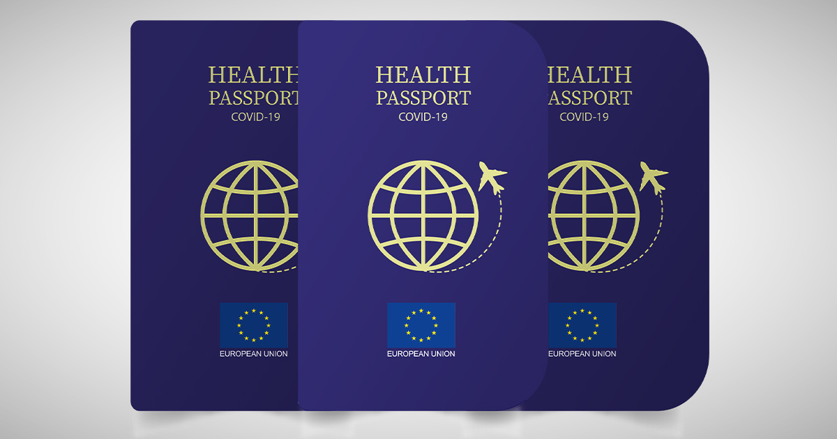 Ευρωπαϊκή συμφωνία για το πιστοποιητικό εμβολιασμού.