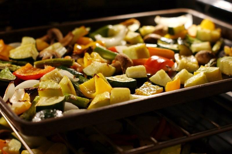 Φουρνιστά λαχανικά