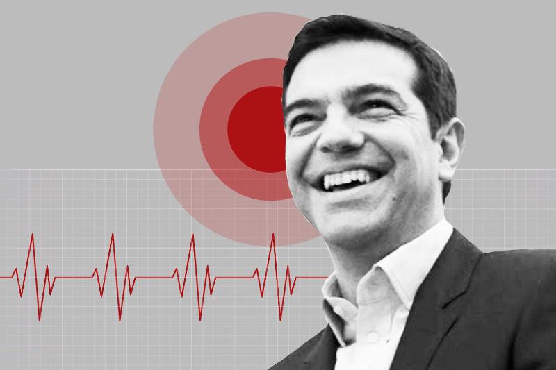 tsipras alexis - tous phre olous syriza