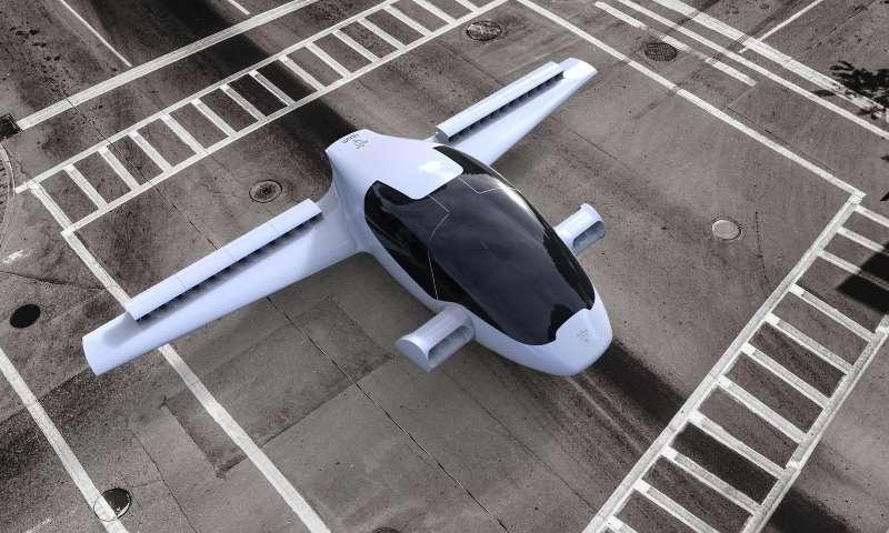 Γερμανική εταιρία «φέρνει» το αμάξι του μέλλοντος