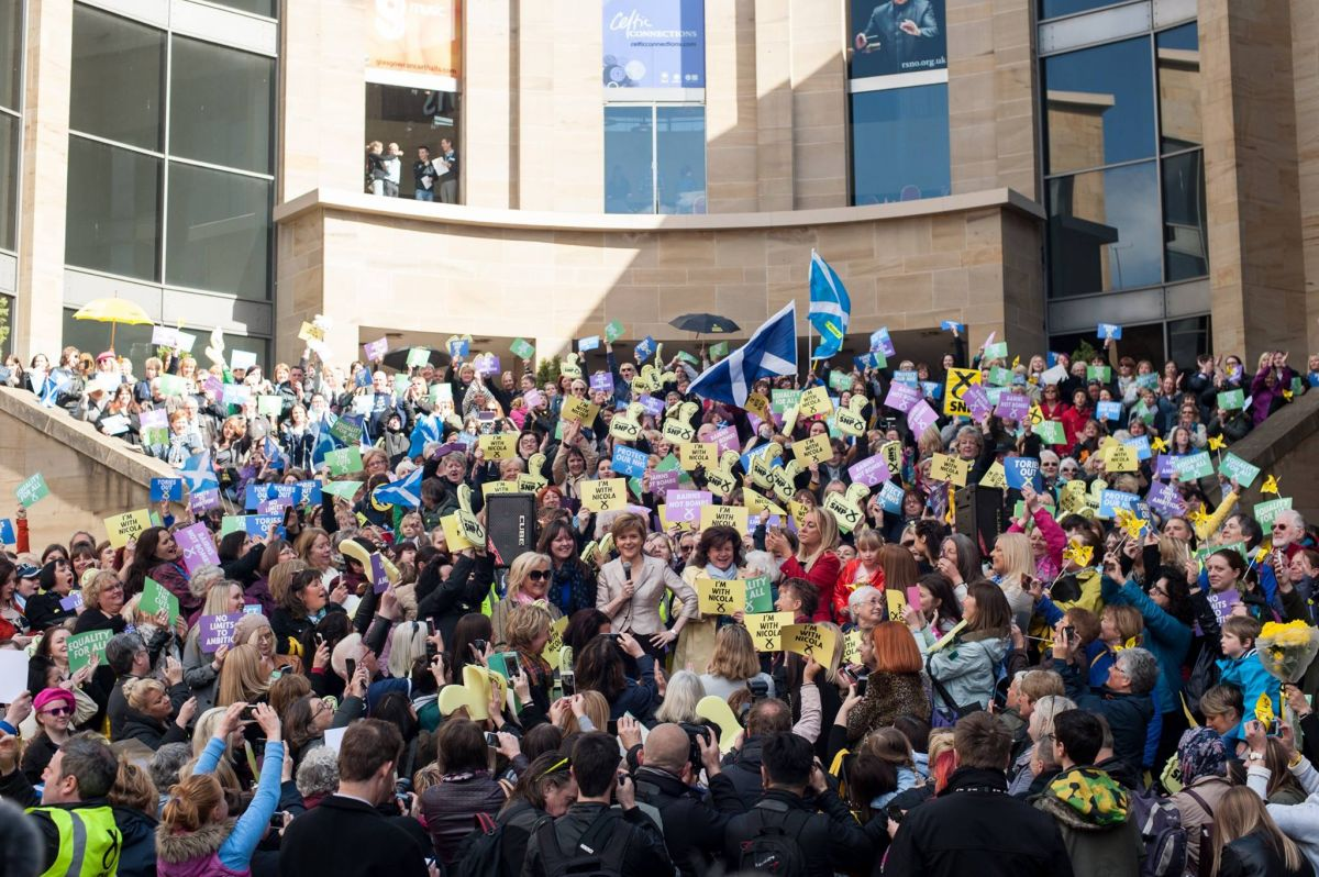 Sturgeon Scotland