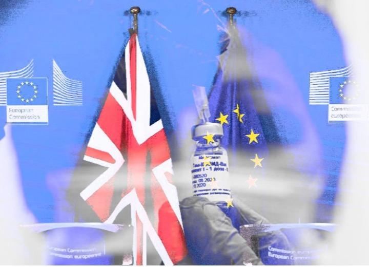 Η ΑΓΓΛΟΣΑΞΟΝΙΚΗ ΕΜΒΟΛΙΑΣΤΙΚΗ ΚΟΥΡΣΑ ΕΚΘΕΤΕΙ ΤΗΝ ΕΕ