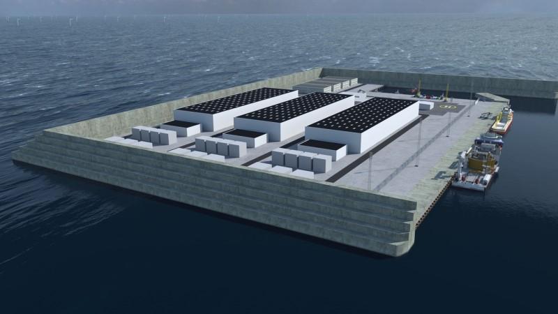 Ο πράσινος όμιλος Dansk Energi και το πράσινο νησι