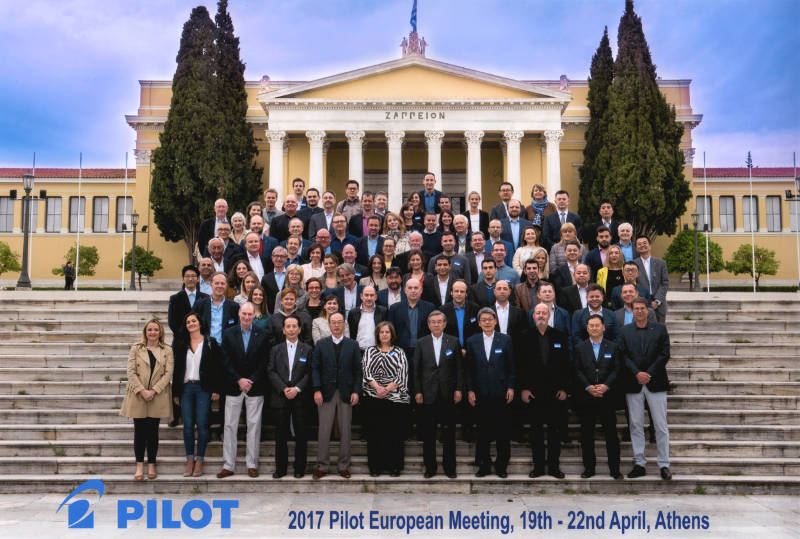 Η επιχειρηματικότητα είναι γένους θηλυκού!!! - pilot meeting athens 2017