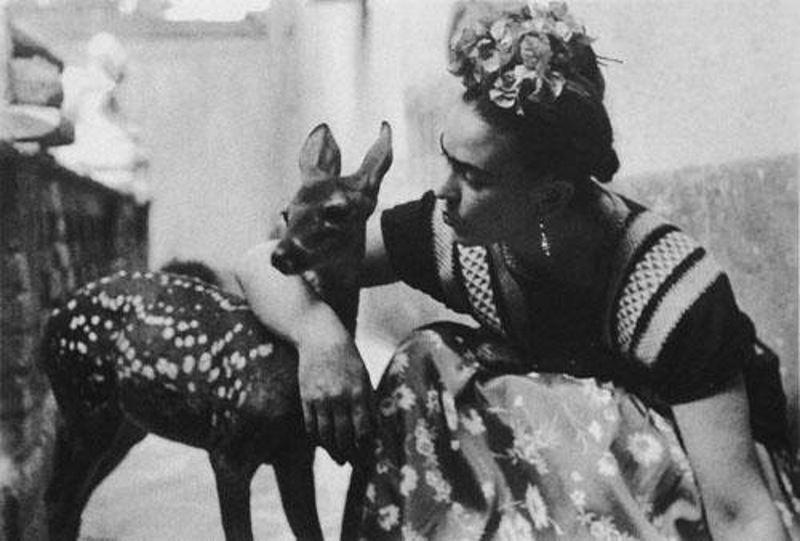 Η Φρίντα Κάλο στο θέατρο Αλκμήνη