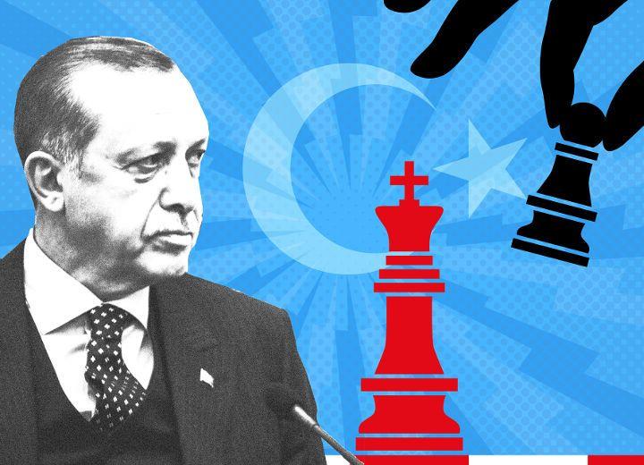 h Γαλάζια Πατρίδα του Ερντογάν (και η δική μας)