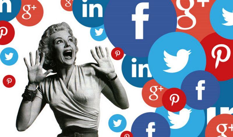 Η γενιά των social media, μια γενιά που δεν χωρίζει ποτέ