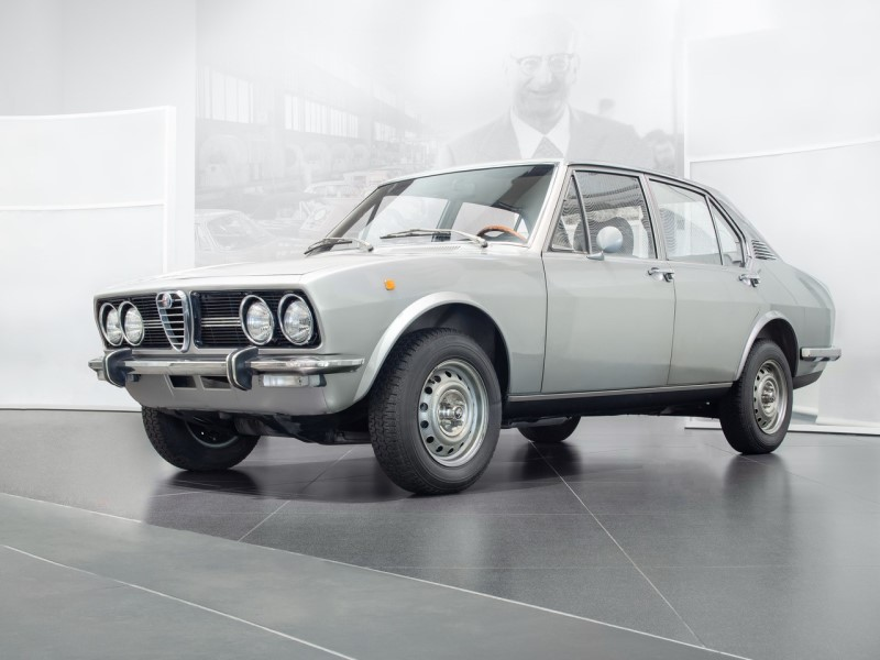 Alfetta η βασίλισσα της Alfa Romeo
