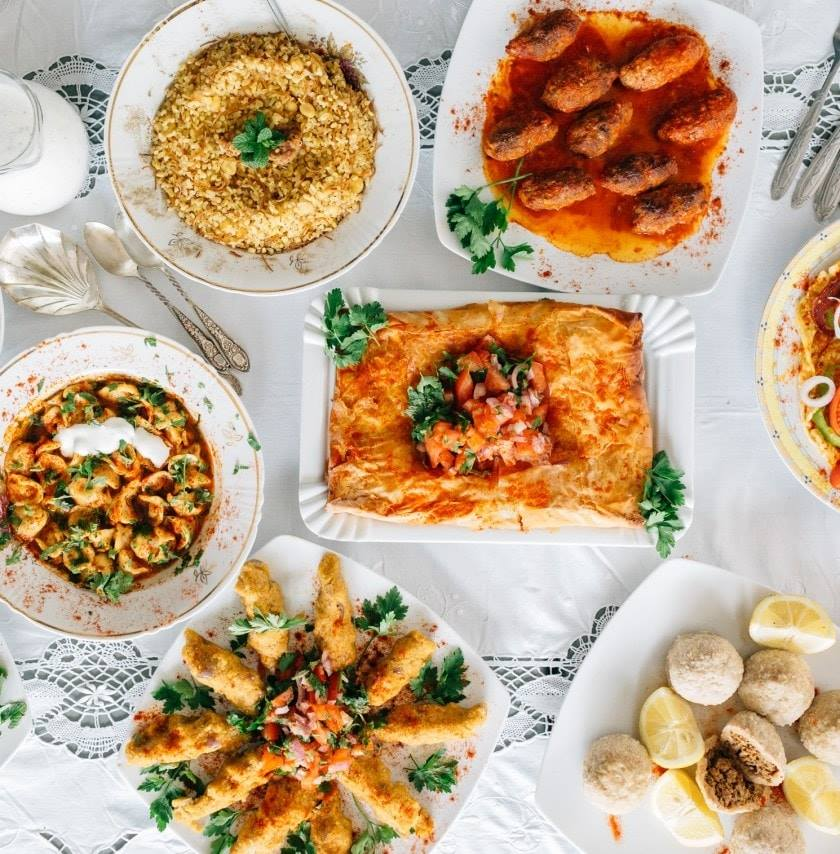 αρμένικα φαγητά Τσικουδοαντάμωμα