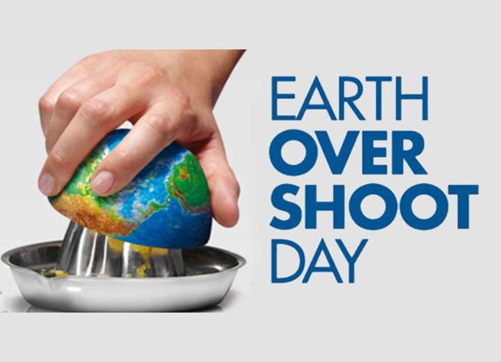 Η μέρα του ξεπεράσματος της γης