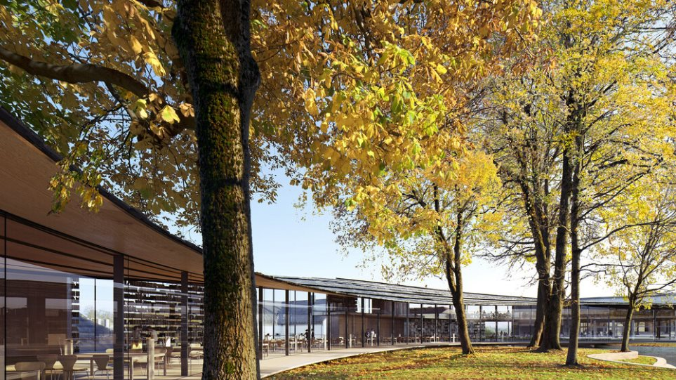 Βιβλιοθήκη στη Νορβηγία αφιερωμένη στον Ίψεν